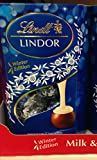 NEW Lindt Lindor milk & white Winter edition