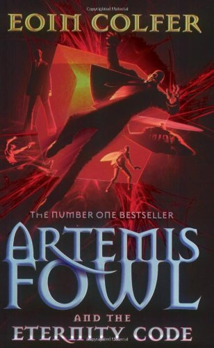 Cover of ARTEMIS FOWL - The Eternity Code