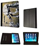 Design iPad Mini 1 & ipad mini 2 Banksy Grafitti Art Star Wars Robot Design Fashion Trend Cover Full Case Flip Leather Stand Cover