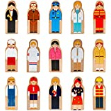 Little Professionals Wooden Character Set by Imagination Generation