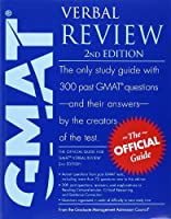 GMAT Verbal Review: The Official Guide
