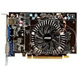 MSI R6670-MD1GD5 Radeon HD 6670 Graphics Card (1GB, DVI, HDMI, VGA)