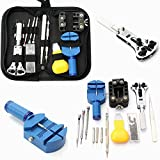 BABAN 30 Piece Watch Baban 30 Piece Watch Pins Opener Remover Watchmaker Professional Repair Tool Kit Case
