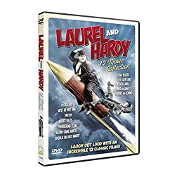 Laurel and Hardy 12-Movie Collection