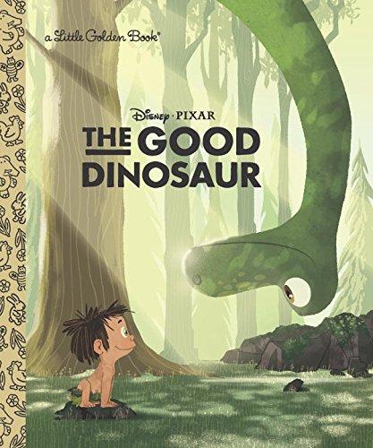 The Good Dinosaur (Little Golden Books)