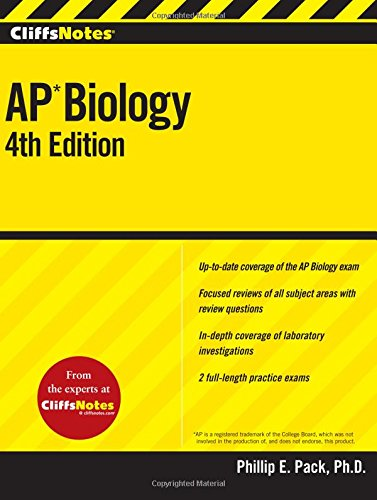 CliffsNotes AP Biology, Fourth Edition (Cliffs Ap Biology) (Discover Biology compare prices)