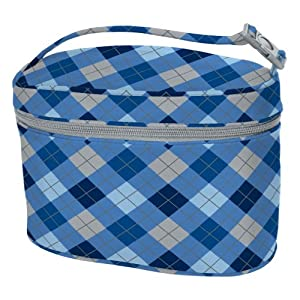 green sprouts Insulated Lunch Bag, Blue