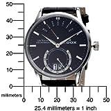 Edox Men's  34001 3 NIN Day Retrograde Les Vauberts Watch