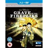 Grave Of The Fireflies (Blu-ray + DVD) [1988]by Isao Takahata