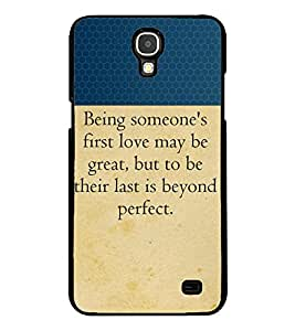 Fuson 2D Printed Cartoon Designer back case cover for Samsung Galaxy Mega 2 - D4126