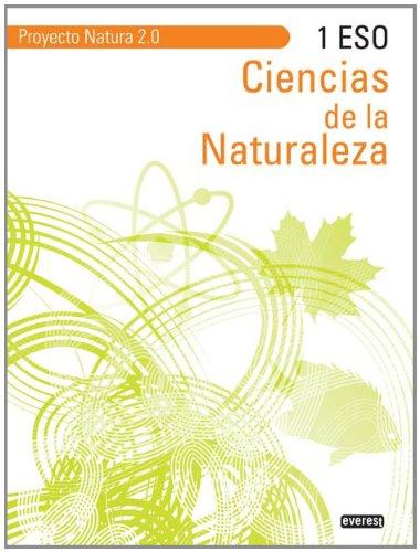 Ciencias de la Naturaleza 1º ESO. Proyecto Natura 2.0