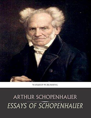 essays of schopenhauer gutenberg