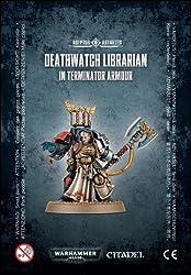 Warhammer 40,000 40K Deathwatch Librarian in Terminator Armour