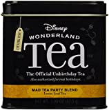 Disney Parks Wonderland Official Unbirthday Mad Tea Party Blend Loose Leaf Tea