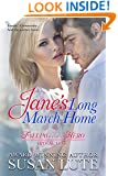 Jane's Long March Home (Falling for a Hero Book 1)