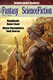 The Magazine of Fantasy & Science Fiction 2012 Nebula Nominees