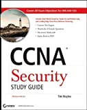 img - for CCNA Security Study Guide: Exam 640-553 by Boyles, Tim (2010) Paperback book / textbook / text book