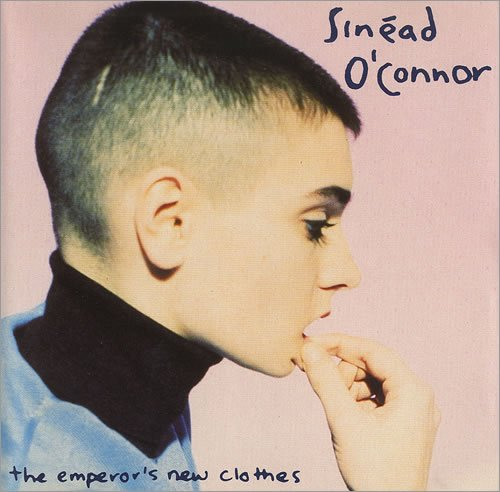 Original album cover of The Emperor's New Clothes by Sinead O'Connor