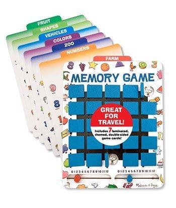 Melissa & Doug Flip to Win Memory Game - 1