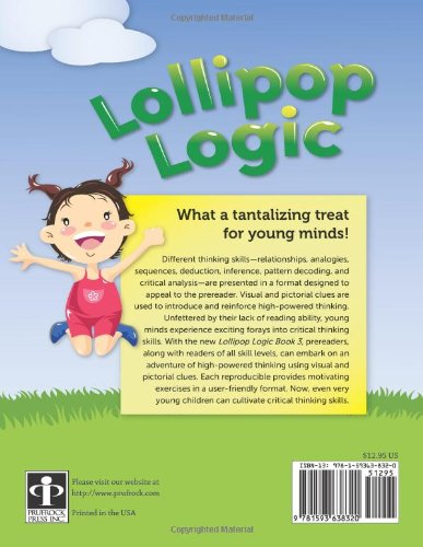 Critical Thinking Activities In Patterns Imagery Logic