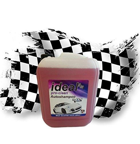 10-liter-ideal-pro-clean-profi-autoshampoo-konzentrat-mit-abperleffekt