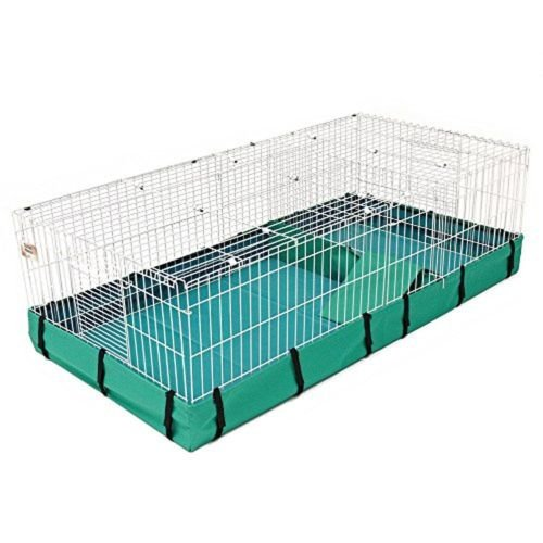Midwest Homes for Pets Large Interactive Guinea Pig Hamster Cage Habitat Plus 51jEbfzT 2BtL