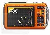 3 x atFoliX Screen Protection Panasonic Lumix DMC-FT5 - FX-Antireflex anti-reflective