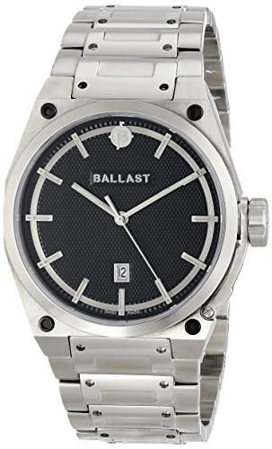 Ballast VALIANT Men's Stainless Steel Solid Bracelet Watch - BL-5102-11