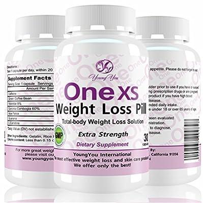 One XS Diet Pills (X-Strength) Prescription Grade Weight Loss Pills. Fast Weight Loss Guaranteed!