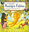The McElderry Book of Aesop's Fables   [MCELDERRY BK OF AESOPS FABLES] [Hardcover]