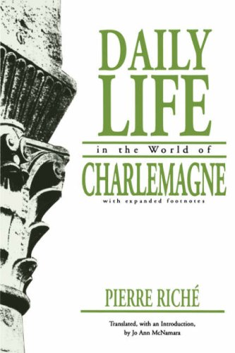 Daily Life In The World Of Charlemagne (The Middle Ages Series) front-400185