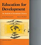 img - for Education for Development: An Analysis of Investment Choices (A World Bank Publication) book / textbook / text book