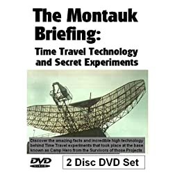 The Montauk Briefing: Time Travel Technology and Secret Experiments