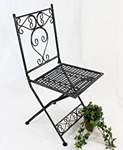 Amazon.de: Stuhl Gartenstuhl Sevilla HX12621 Klappstuhl ...