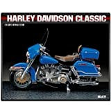 [Academy] Plastic Model Kit 1/10 Harley Davidson Classic (#15501) /item# G4W8B-48Q63427