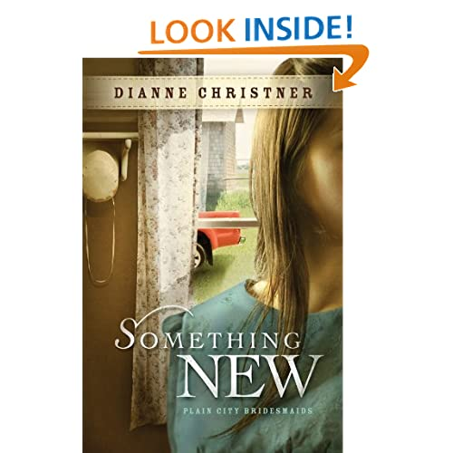 Something New (The Plain City Bridesmaids)