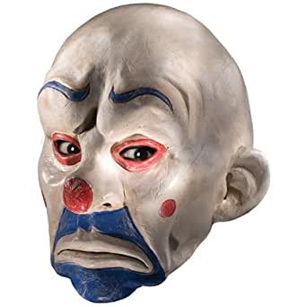 Rubies Costume Company Boys Batman Dark Knight Child Joker Clown Mask