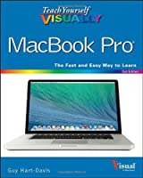 Teach Yourself VISUALLY MacBook Pro, 2nd Edition Front Cover