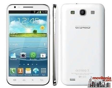 Szenio Syreni 53DC Smartphone débloqué (5.3 pouces - 4 Go) Noir (import Espagne)