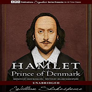 Hamlet, Prince of Denmark Audiobook