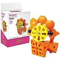 Science Unlimted Block Transformers Design Orange Lion