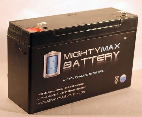 6V 12Ah F2 Ups Battery For China Storage Battery Gp6110F2