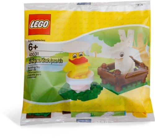 LEGO Seasonal Set Bunny and Chick Bagged (40031)