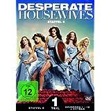 """Desperate Housewives - Staffel 6, Teil 1 [3 DVDs]von """"Teri Hatcher"""""""