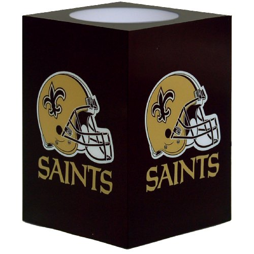 Looking for some nice looking New Orleans Saints decor
