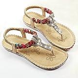 SIKETU Sommer Sandalen