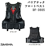 ダイワ(Daiwa) バリアテック フロートベスト L ブラック DF-3605