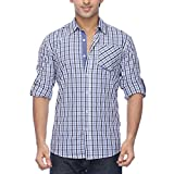 I JEANSWEAR CASUAL CHECK SHIRT(8774651)