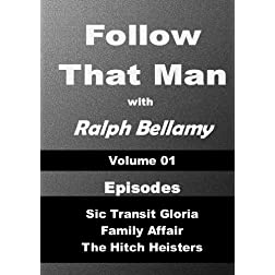Follow That Man - Volume 01