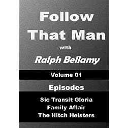 Follow That Man - Volume 01